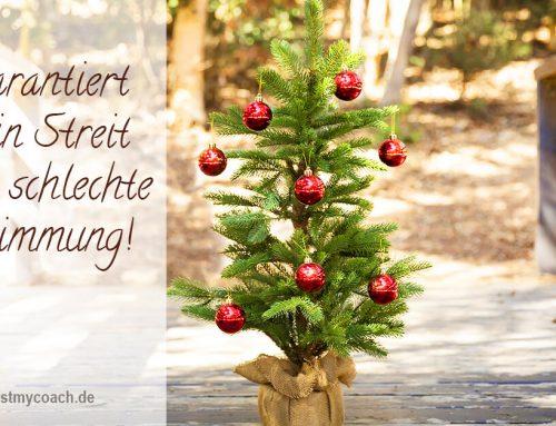 So gelingt dir auf jeden Fall ein harmonisches Weihnachten – 13 Tipps –