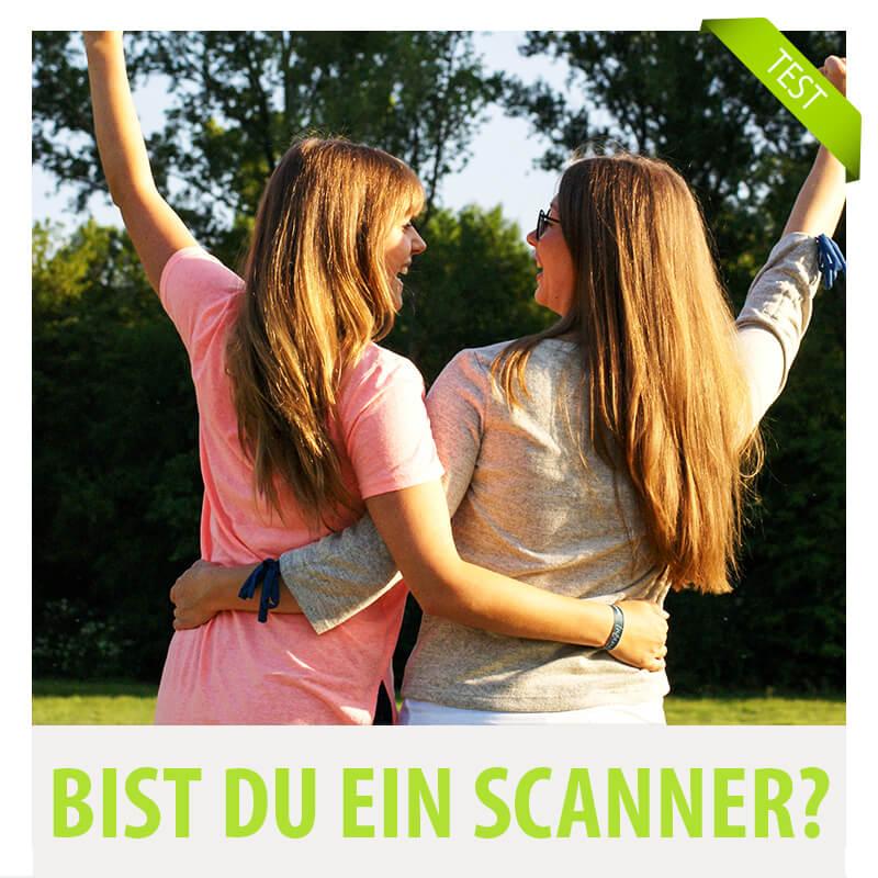 Scanner Persönlichkeit Test Bin ich ein Scanner? Test bist du ein Scanner