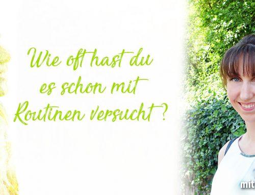 In 5 Schritten zu mehr Willenskraft – Interview mit Lisa Schröter