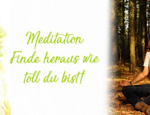 Meditation – Erkenne deine eigenen Erfolge und Learnings