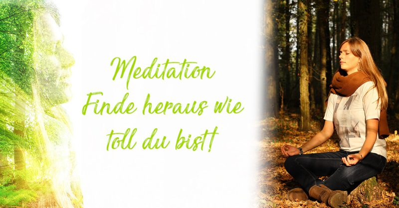 Meditation hochsensible Scanner