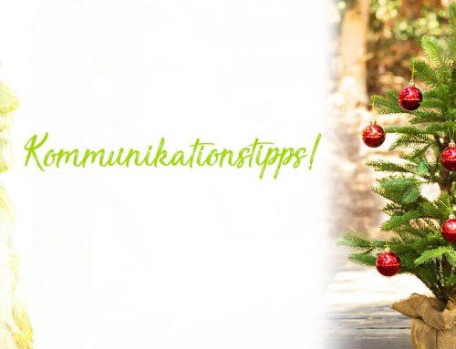 13 Ironisch harmonische Kommunikationstipps für Weihnachten
