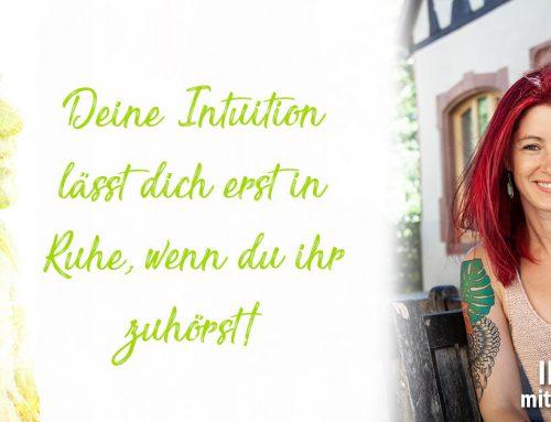 So findest du wieder Zugang zu deiner Intuition – Interview mit Tina Reimer