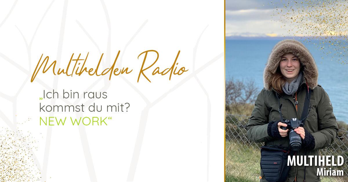 Multihelden Radio New Work